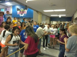 1st Annual HHS Lock In was a great moment!