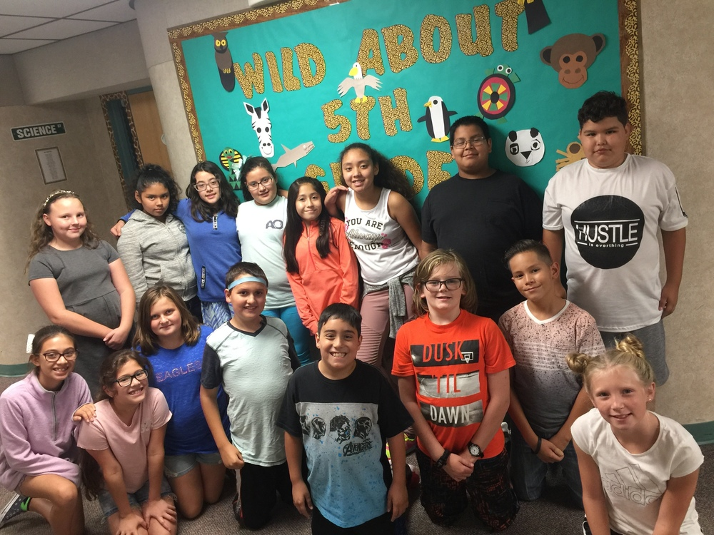 Intermediate School News- Aug. 2018