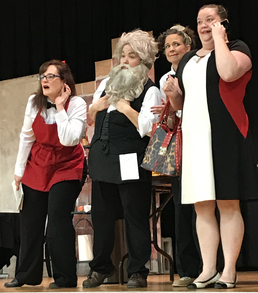 Million Dollar Meatballs Performed At Hugoton Elementary School!