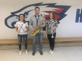 SW Kansas music educators' district honor band