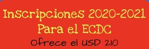 SPANISH ECDC Enrollment Video & Information