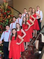 Our HHS Show Choir is in Branson, Missouri 12/2019