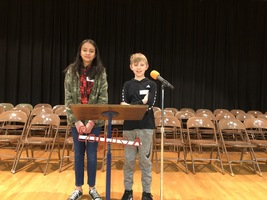 HES Sr. Spelling Bee Winners!