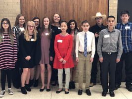 HMS Regional Science Fair Results!