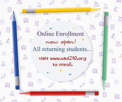 Online enrollment now open.