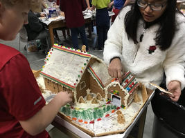 Gingerbread House Ativity