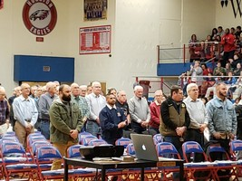 USD210 Annual Veteran's Day Program 11/11/2019