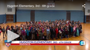 Intermediate School Made It On TV!