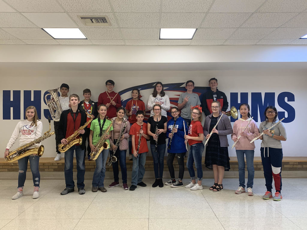 HMS Honor Band