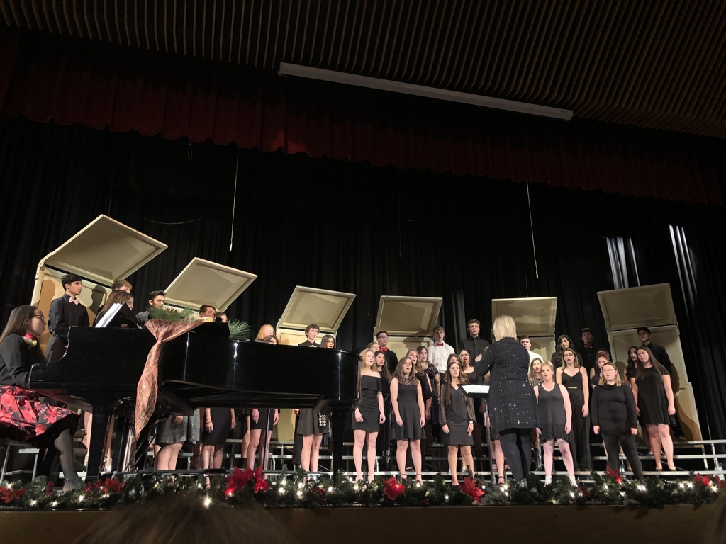 Hugoton High School Choir
